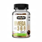 Omega 3-6-9 Complex (Maxler) 90 капс